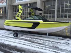 Nautique Super Air 210 mit NSS Wakeboard / Wasserski