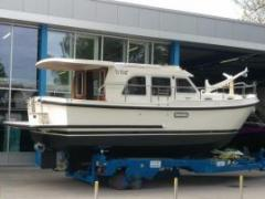 Linssen Grand Sturdy 290 Sedan Longtop bateau à déplacement
