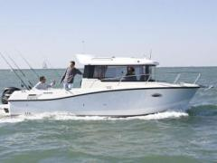 Quicksilver Captur 755 Pilothouse Kabinenboot