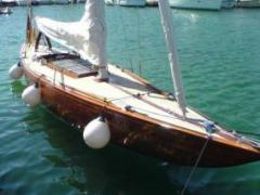 W Heibeck 6 mR ANGELITA Sailing Yacht