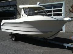 Quicksilver 640 Pilothouse / Occasione Kabinenboot