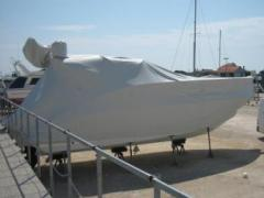 Fairline 40 cover