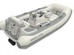 Williams Turbo Jet 285 Festrumpfschlauchboot