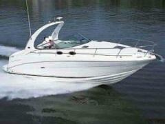 Sea Ray 335 Sundancer Yacht a Motore