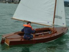 "Swiss Craft Segeljolle ""PIRAT"" Jolle"