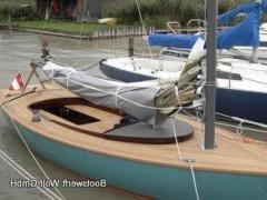 Bootswerft Wolf Wolf 660S