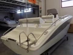 Salmeri Boote Calipso Ponton-Boot