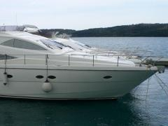 Aicon 56 Fly - Ew 2006 Flybridge Yacht