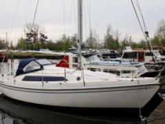 Sunbeam 30 Watermuis 2 Segelyacht