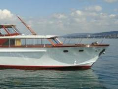 Swiss Craft Sedan Express Cruiser 11.50 m