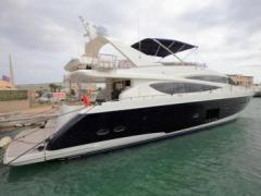 Princess 85 Fly Flybridge Yacht