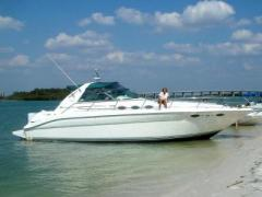 Sea Ray 370 Sundancer Yacht a Motore