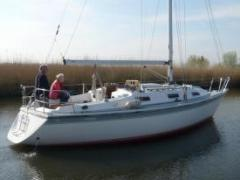 Westerly Fulmar 32 | cruising & performance