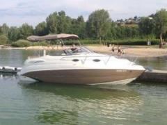 Stingray 250 cs Motoryacht