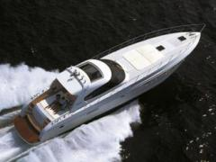 Rizzardi CR 63 HT Hard Top Yacht