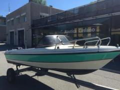 Fiberline G 14 / Occasione Ponton-Boot