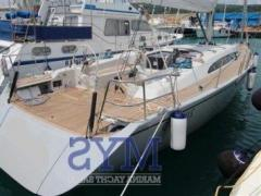 Gieffe Yachts Gy 53 Sailing Yacht