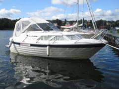 Nidelv 25 Classic Deck Boat