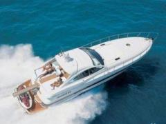 Pershing 54' Yacht a Motore