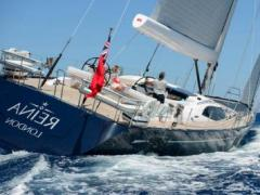 Oyster 825 Reina Sailing Yacht