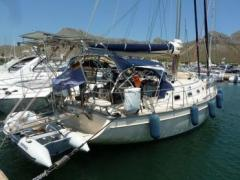 Island Packet 38 Sailing Yacht