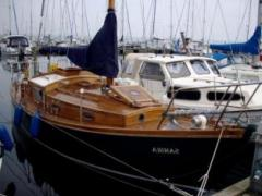 Woodconstruct Completely refitted Lystyacht