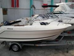 Quicksilver 470 Cabin Kabinenboot