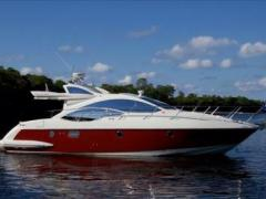 Azimut 43s + williams 285 jet Motoryacht