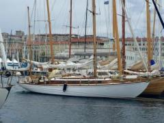 Sparkman and Stephens Finisterre Sailing Yacht