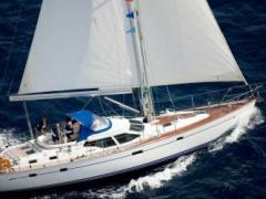 Oyster 49 Sabbaticus Sailing Yacht