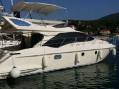 Azimut 43 Fly - Model 2008 Flybridge Yacht