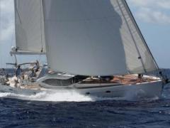 Oyster 625 Delicia Yate a vela