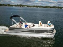 Harris FloteBote Grand Mariner 230 Ponton-Boot