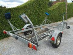 Harbeck B1300 un essieu