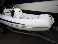GRAND G 340 - G340 RIB mit 20PS Honda AB Gommone