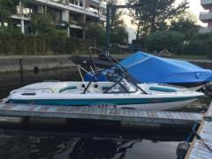 Correct Craft Super Sport Wakeboard / Wasserski