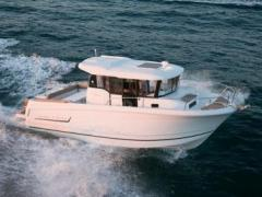 Jeanneau Merry Fisher 855, Marlin Kabinenboot