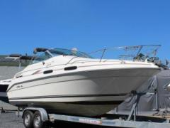 Sea Ray 230 DA Limited Daycruiser