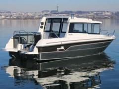 Yamarin 60 Cabin Cross Pilothouse Boat