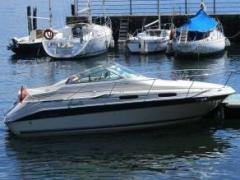 Sea Ray 230 DA LTD Daycruiser