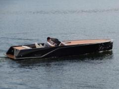 Frauscher 717 GT Offshoreboot