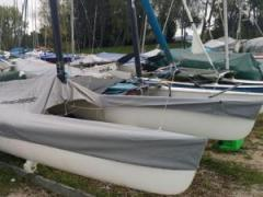 Hobie Cat 18 Coast Catamaran