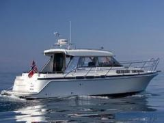 Saga 315 Pilothouse Boat
