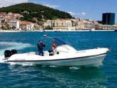 Scanner Envy 950 Gommone a scafo rigido