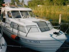 Inter 680 Kajütboot