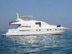 Fairline SQUADRON 65' Flybridge Yacht