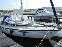 Dufour 3800 Moby Dick Segelyacht