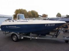 Quicksilver 500 Commander Runabout
