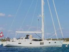 Oyster 575 Chione Yate a vela