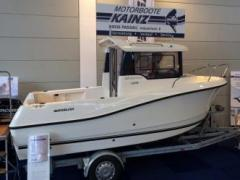Quicksilver Captur 555 Pilothouse Pilotina